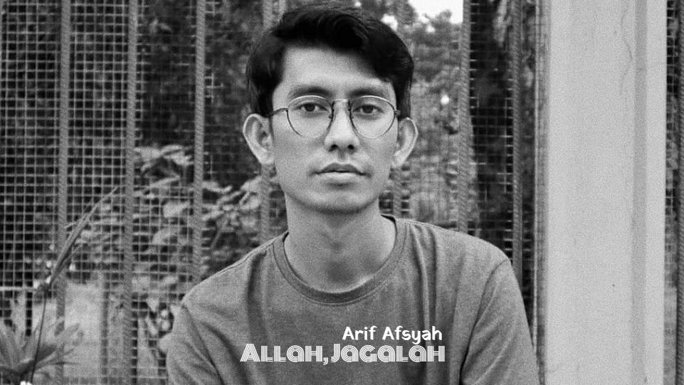 Arif Afsyah, Penyanyi Indonesia. (Dok. Istimewa)