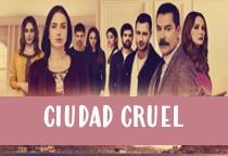 Ver telenovela Ciudad Cruel capitulo 34 online español gratis