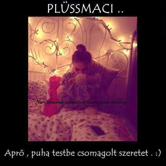 plüssmacis idézetek Me, my life and others: 2013 12 01