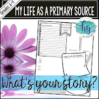 Thumbnail image of My Life as a Primary Source by History Gal