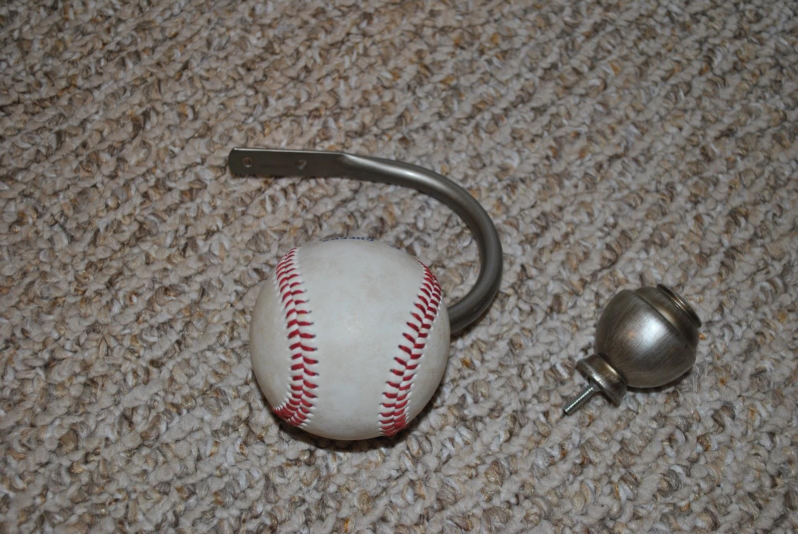 Adventures In DIY Tween Boy Baseball Room Part II
