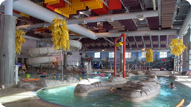 Aspen Recreation Center : Piscina