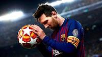 """PSG FC Akan Jadi """"Rumah Baru"""" Lionel Messi"""