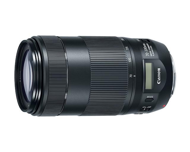 Captura videos en alta calidad a grandes distancias con este nuevo lente de Canon