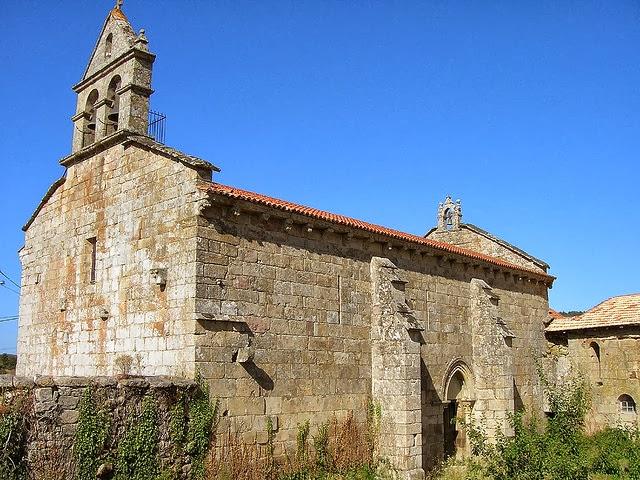 Iglesia de San Munio de Veiga en A Bola
