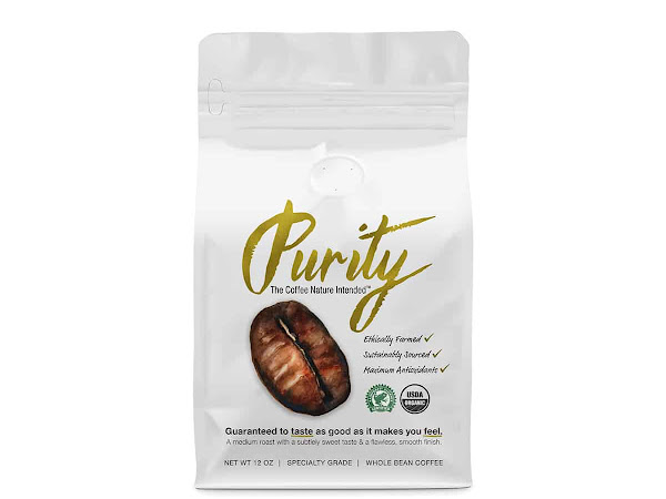 PURITY COFFEE// Ultra Healthy Organic Coffee