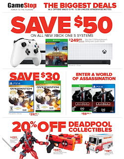 Gamestop Weekly Ad May 16 - 22, 2018