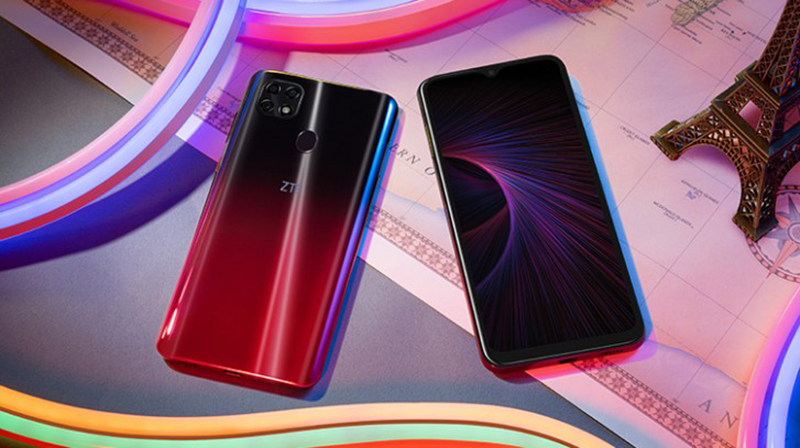 ZTE Blade 20 budget P60 phone announced, comes with iPhone 11-like camera design