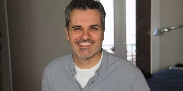 Carlos Montero autor de 'El desorden que dejas'