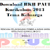 Download RKH PAUD Kurikulum 2013 Tema Keluarga