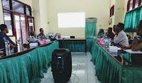 Jelang Pencanangan Kabupaten Literasi, Program INOVASI Bahas Draft Perbup