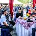 Bupati Ciamis Sambut Forkopimda Jabar Bersama Rombongan Touring Bakti Sosial Bhayangkara ke-74