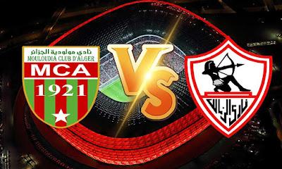#◀️مباراة الزمالك ومولودية الجزائر ماتش اليوم HD مباشر 3-4-2021 الاهلي ضد مولودية الجزائر في دوري أبطال أفريقيا