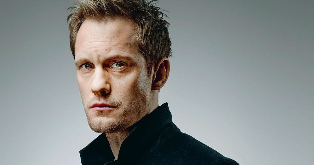 The Wertzone: Alexander Skarsgård cast as Randall Flagg in