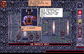 Videojuego KULT The Temple of Flying Saucers