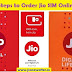 9 Easy Steps to Order Jio SIM Online FREE | How to get Jio Sim online