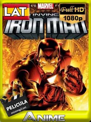 Iron Man: El invencible (2007) HD [1080p] Latino [GoogleDrive] BerlinHD
