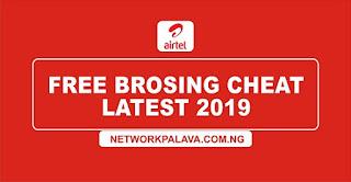 latest airtel freebrowsing cheat