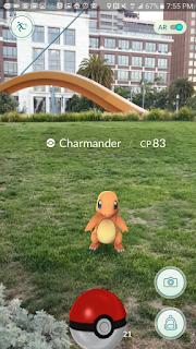Pokemon Go APK Mod v0.35.0 Terbaru