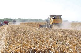 إختبار وتشغيل الآلات الزراعية