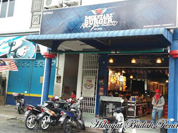 Rockstarz Burger Penang | Burger Paling Rock