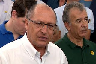 Tucano que votar contra a reforma será punido, mas momento é de 'convencimento', diz Alckmin