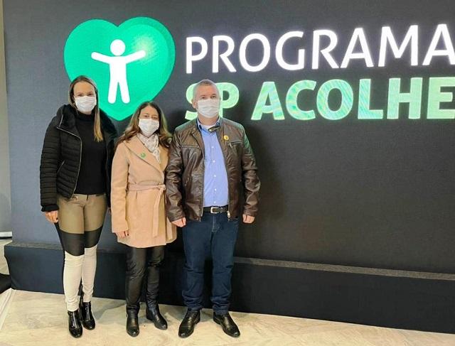 Geraldino Júnior participou lançamento do Acolhe SP que prevê auxílio de R$ 300 a parentes de vítimas da covid-19
