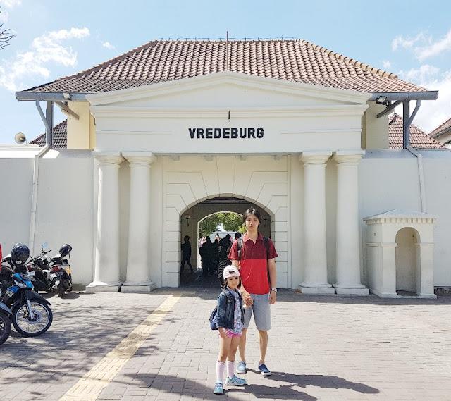 Museum Vredeburg, Yogyakarta kota yang penuh cerita dan romansa