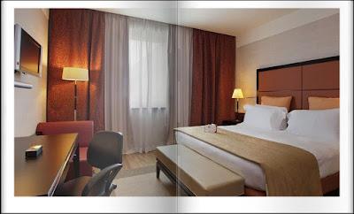 imagini camere Cazare Hotel Crowne Plaza Milano Malpensa Airport