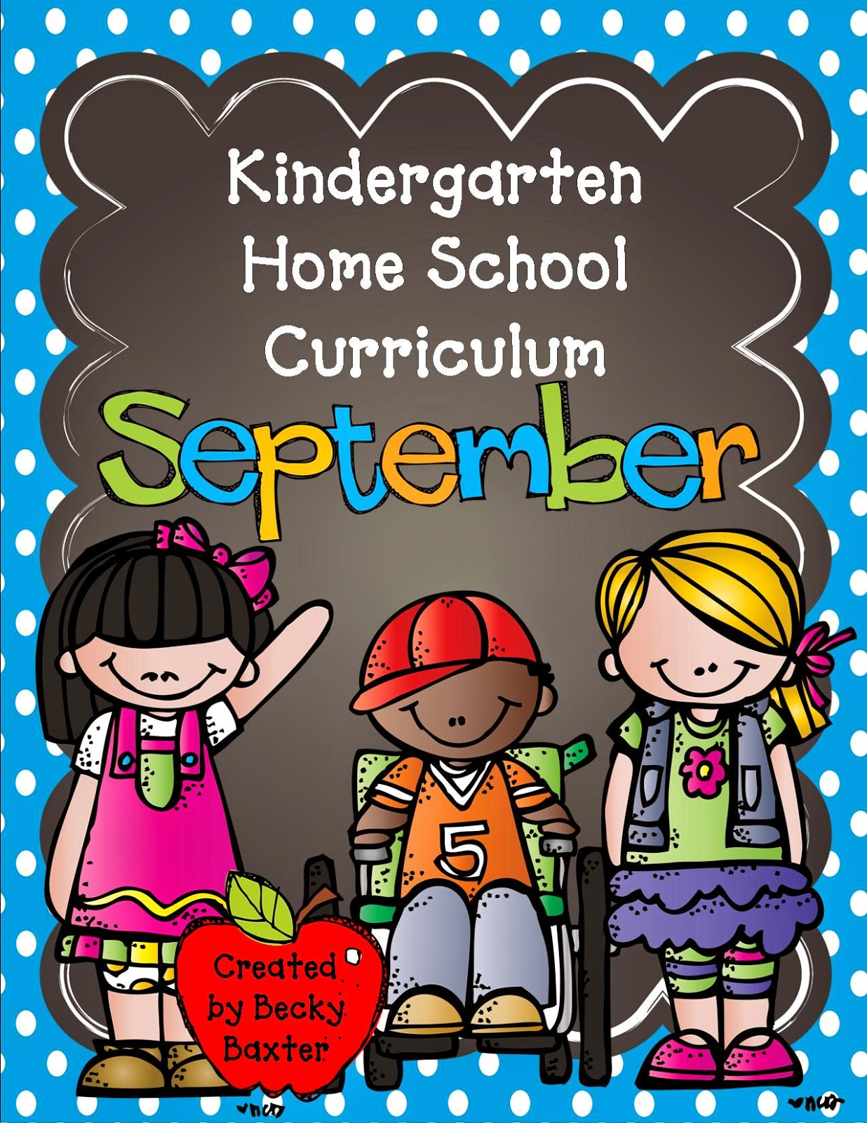 http://www.teacherspayteachers.com/Product/TLL-Kindergarten-Home-School-Curriculum-September-1348940