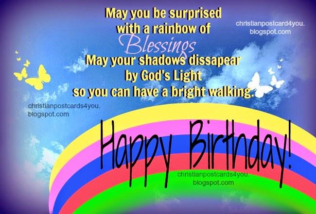 Imagenes De Religious Birthday Wish For A Nephew