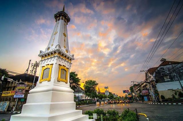 Berwisata Ke Monumen Tugu Jogja, Wisata Kota Yogyakarta