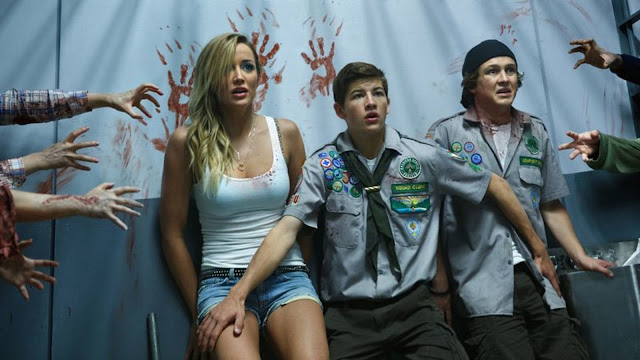 Film Scouts Guide To The Zombie Apocalypse (2015)1