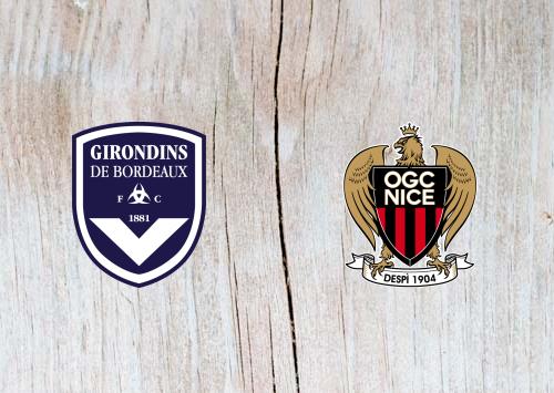 Bordeaux vs Nice - Highlights 28 October 2018