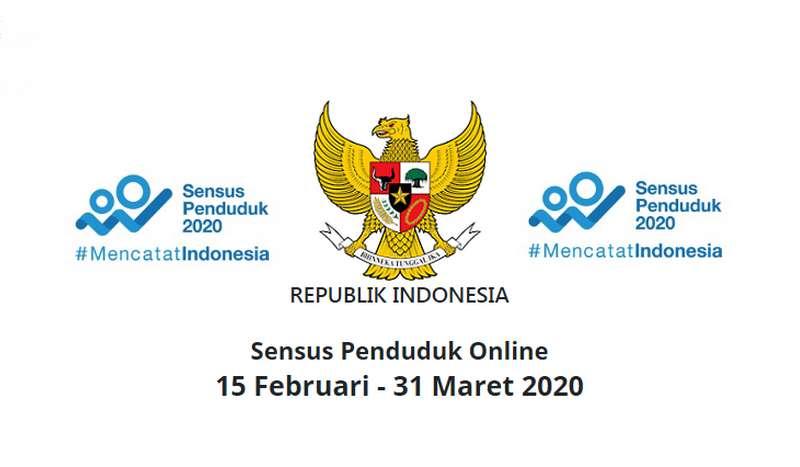 Sensus Penduduk Online 2020 Berakhir Besok (sensus.bps.go.id)