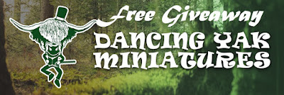 Giveaway from Dancing Yak Miniatures