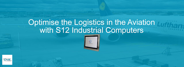 Improve Aviation with S12 Industrial Computers