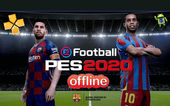 "تحميل لعبة PES 2020 بدون انترنت ""اوفلاين"" للاندرويد و ايفون باستخدام PPSSPP"