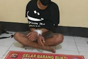 Diduga menyalahgunakan Narkotika, Seorang Pria Ditangkap Sat Resnarkoba  Polres Dompu