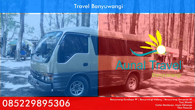 Nomor Kontak Travel Banyuwangi