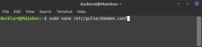 إصلاح ألعاب Steam Sound Nano Daemon Conf