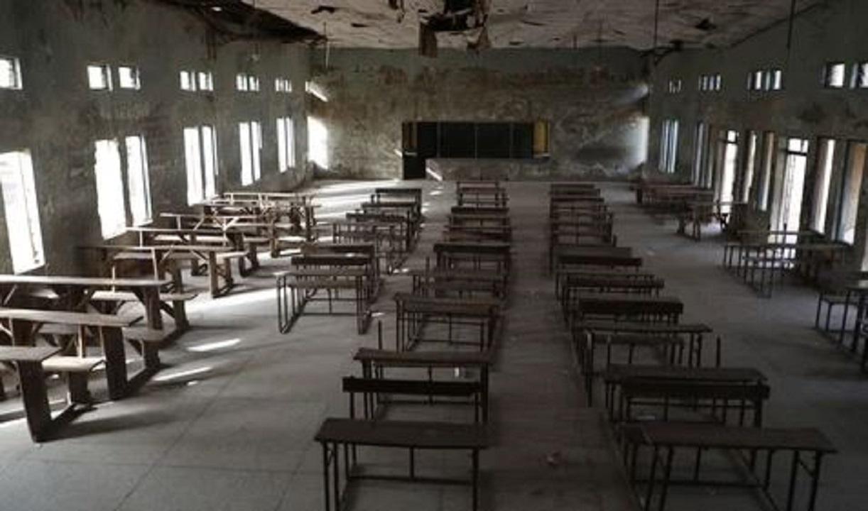 317 schoolgirls abducted in Nigeria