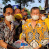 MEDAN: Ketua Golkar Medan Gulirkan Bantuan 2 Ton Beras Kepada Masyarakat