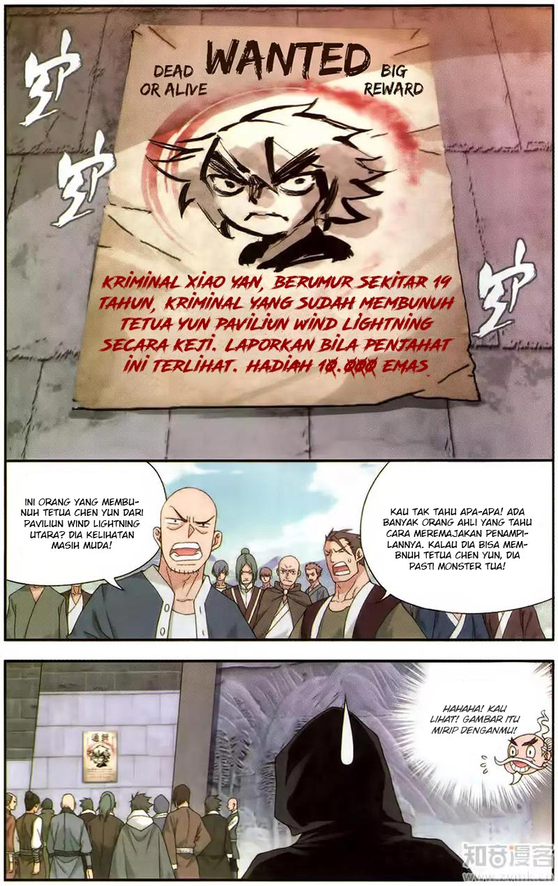 Battle Through Heaven Chapter 226-12