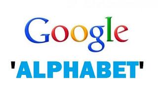 Google 'Alphabet'