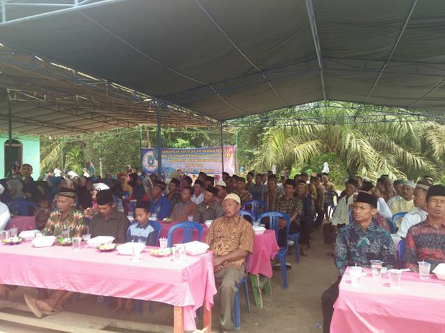 Tampung Aspirasi, Budiman Temui Masyarakat Desa