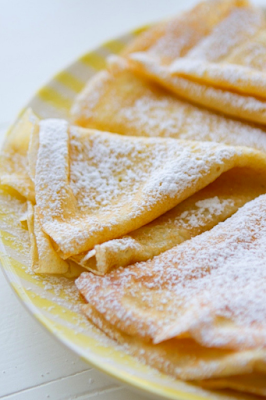 Best Breakfast Crepes