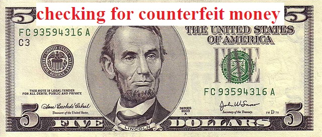 How to check for counterfeit money,counterfeit money,counterfeit money tips,counterfeit methods,way to check for counterfeit money,best way to check for counterfeit money,lifestyle post, lifestyle of money, lifecarepost, money care ,money check, how to know counterfeit money,