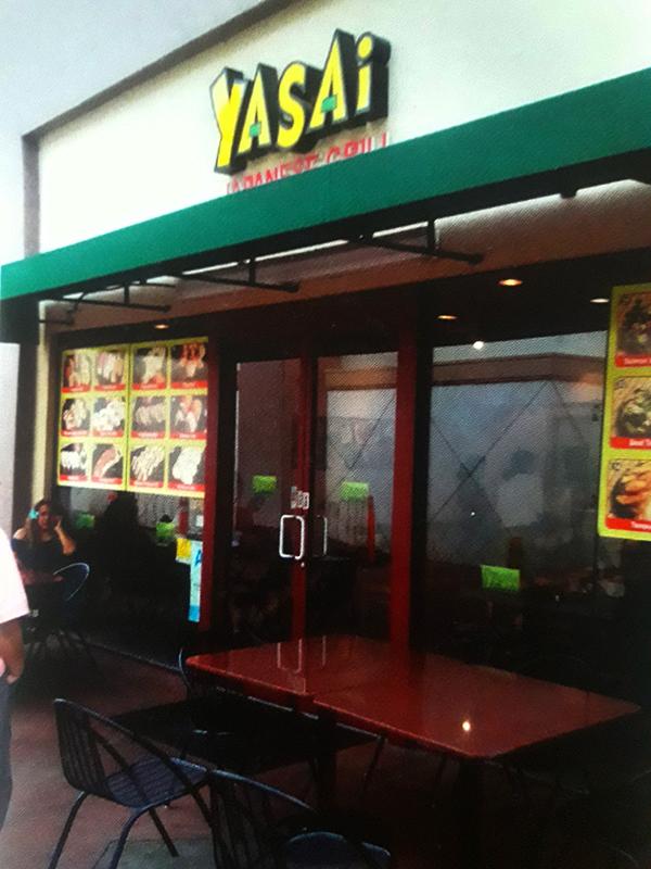 Yasai (Japanese grill)