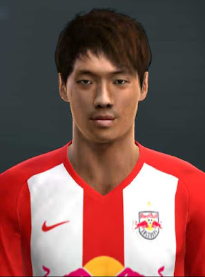 PES 2013 Hwang Hee-chan Face by TM Facemaker